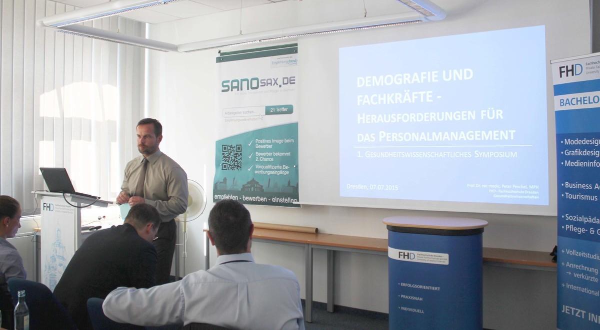 Symposium Gesundheitswesen