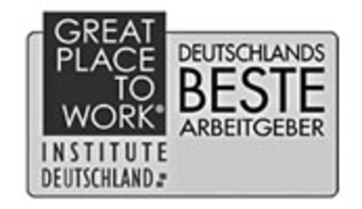 Die DIS AG, Geschäftsbereich IT gehört zu Deutschlands besten Arbeitgebern nach dem Wettbewerb vom Great Place to Work Institut.
