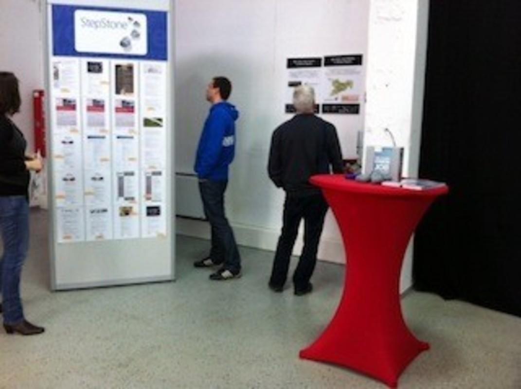 ITsax.de war mit dabei auf der careers4engineers automotive in Chemnitz