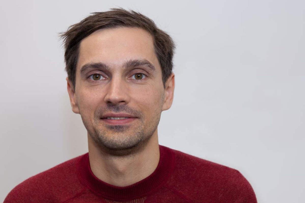 Sven Kadlec, Sr. HR Manager