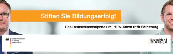 Block image deutschlandstipendium