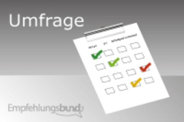 Block image empfehlungsbund visual umfrage